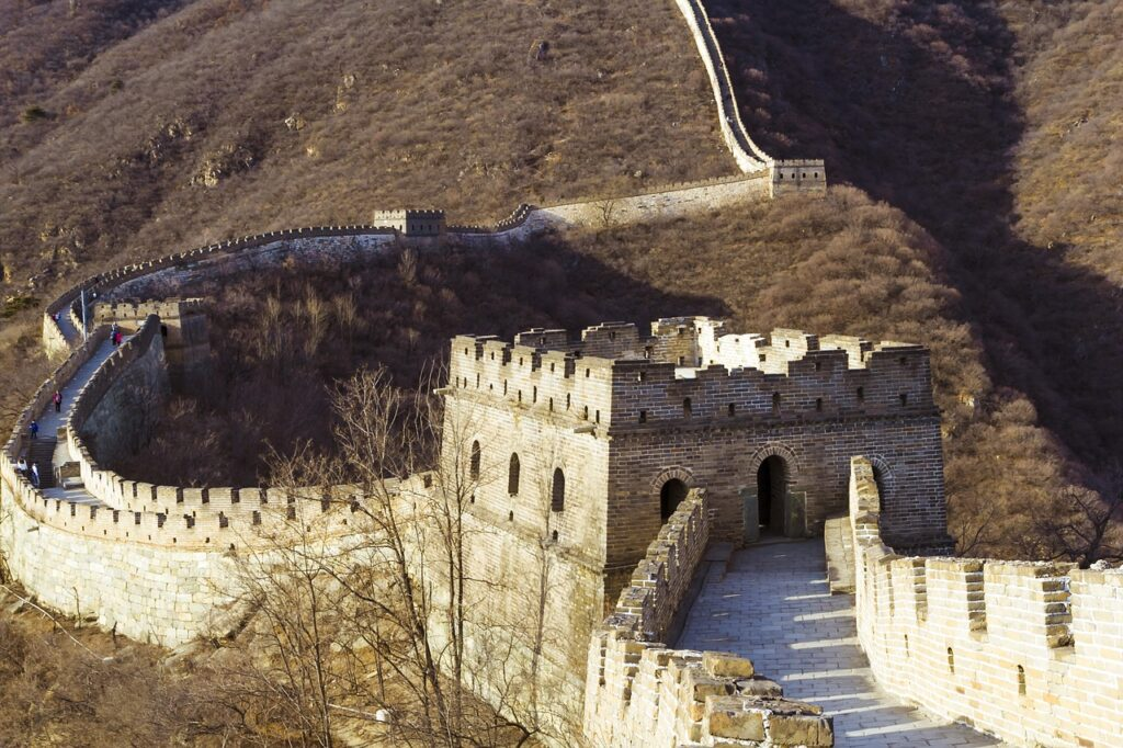 China Beijing The Great Wall