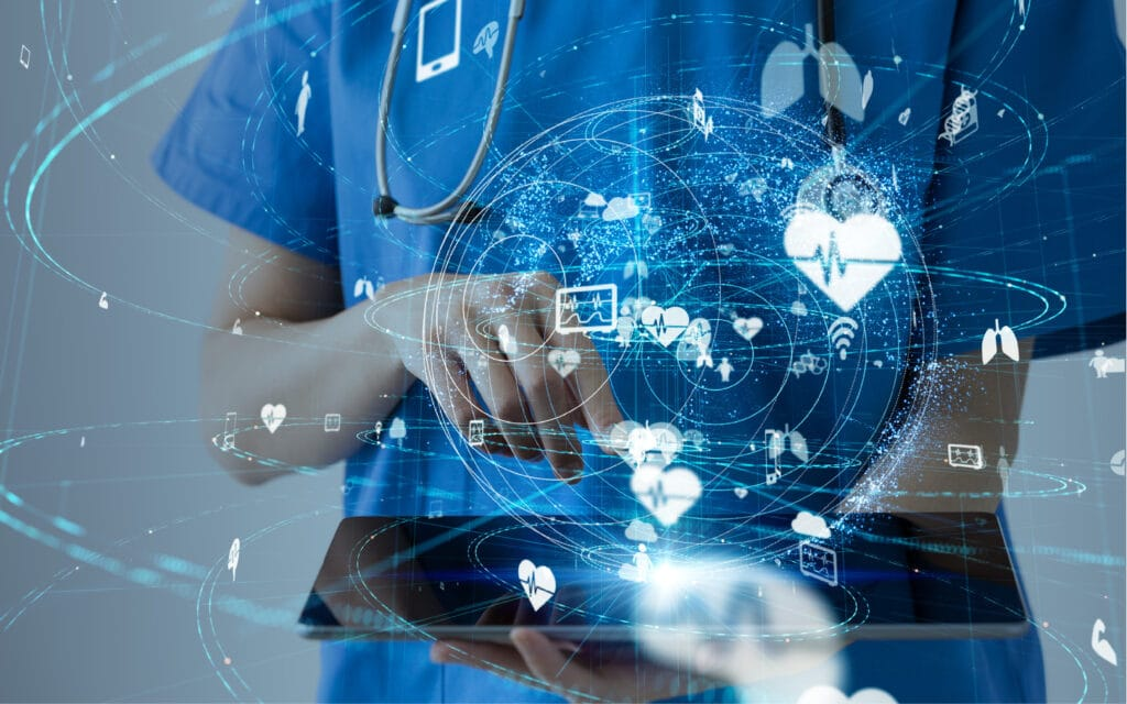 Serbus Secure can help Protect the Healthcare Sector