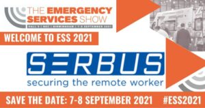 Serbus will be at the Emergency Services Show 2021