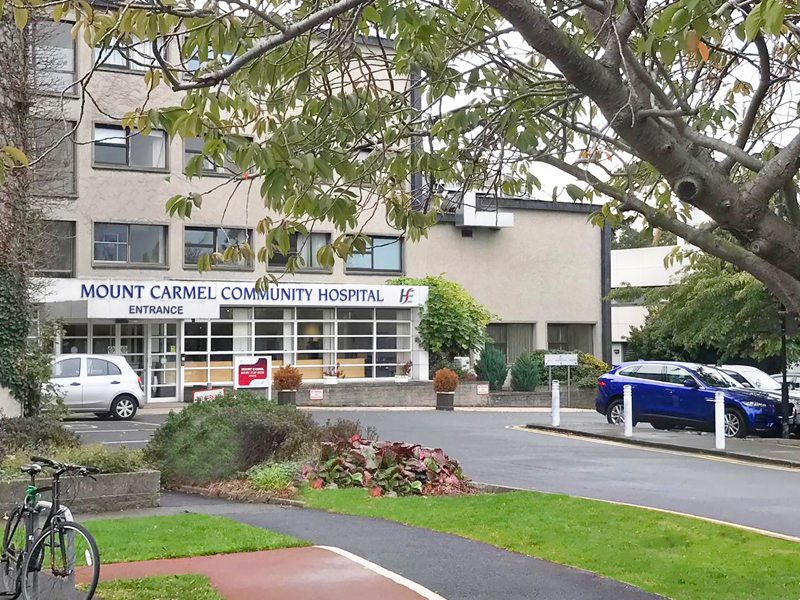 Mowlam Mount Caramel Community Hospital Dublin14