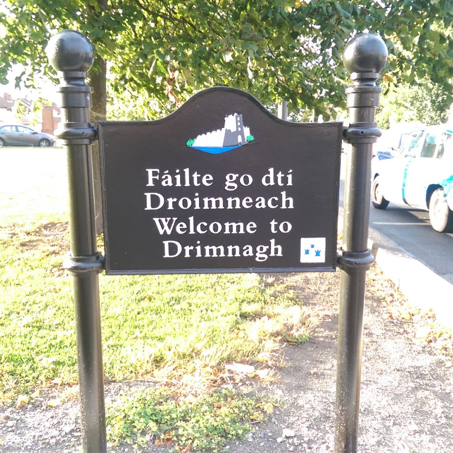 Drimnagh sign