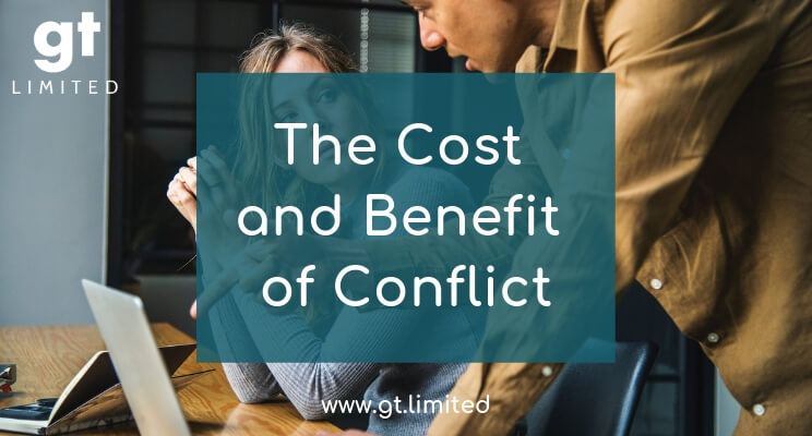The cost and benefit of conflict - blog feature image