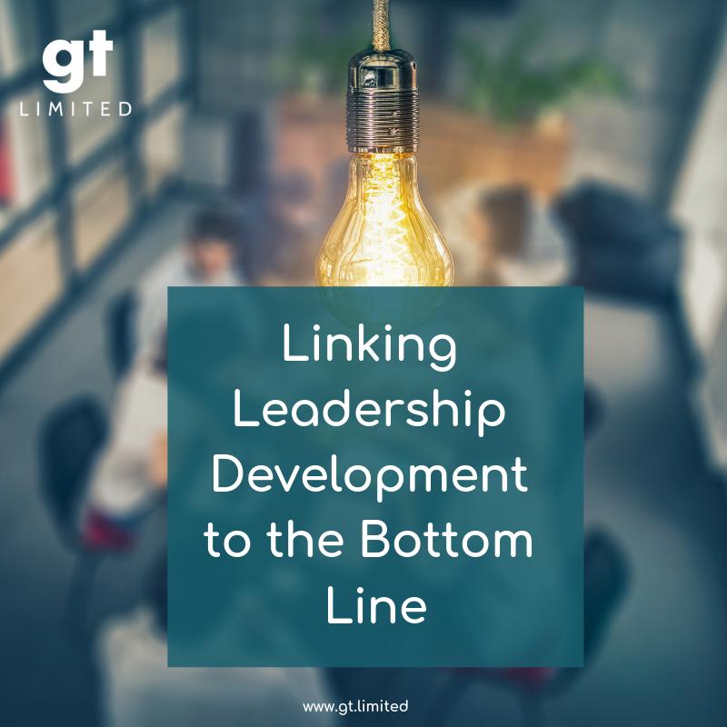 Linking leadership development to the bottom line