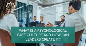 work culture fearless edge
