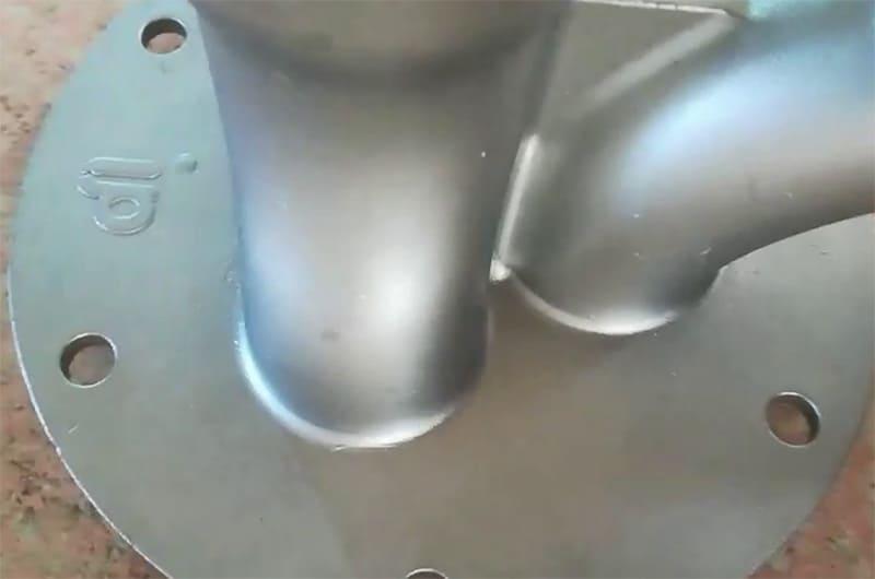 Impact Pumps water pump well head installation