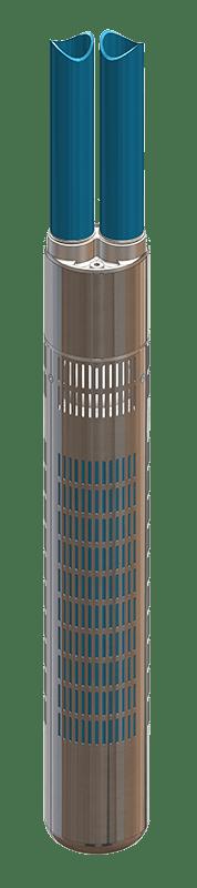Impact Pumps SLX-40 blue