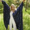 Iconic Abaya – Blue
