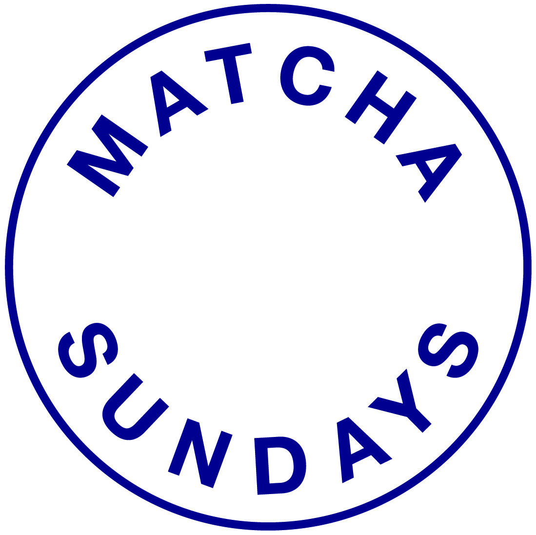 Matcha Sundays