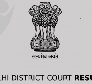 Delhi-District-Court-Recruitment-2019