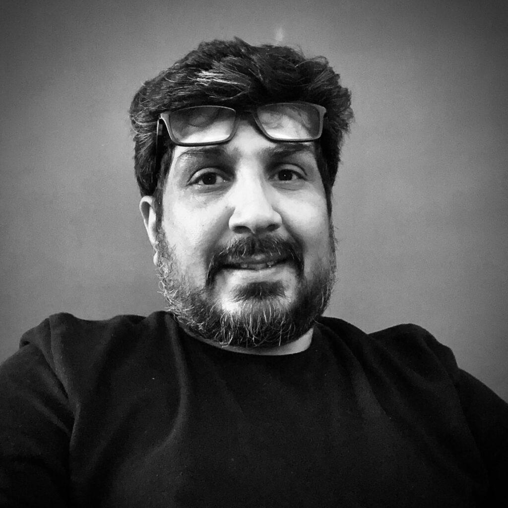 Author pic - Sudhām