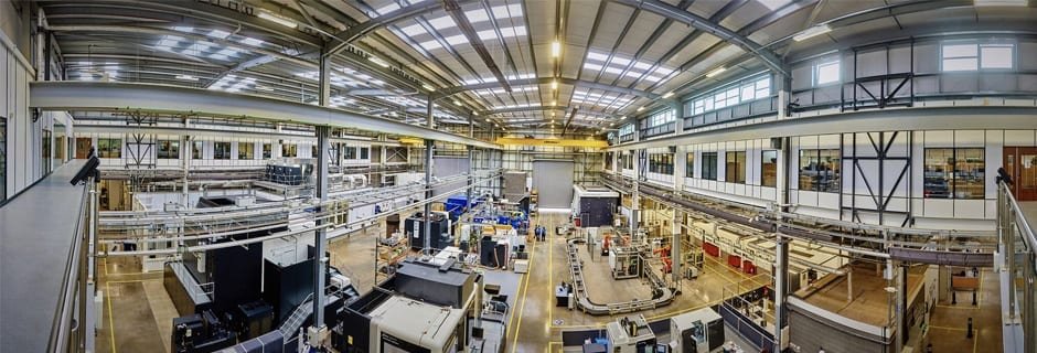 The MTC – Driving Industry 4.0