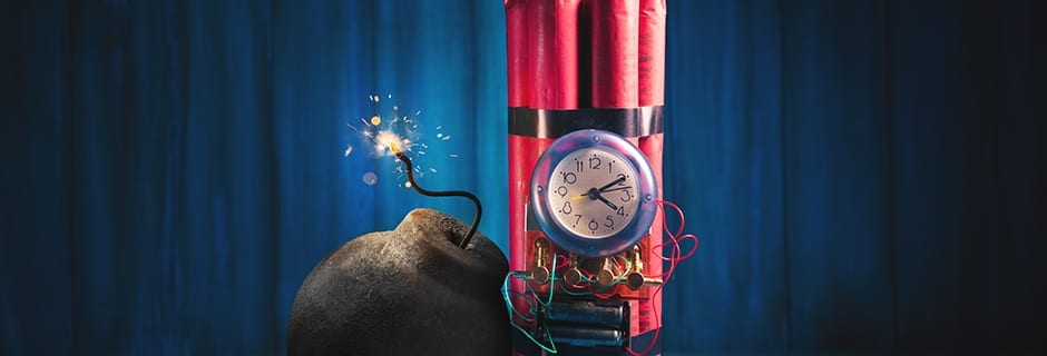 GDPR – The Data Time Bomb