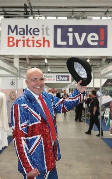 Make it British exhibition
