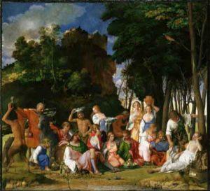 En el Jardín de Epicuro también filosofaban mujeres y esclavos.