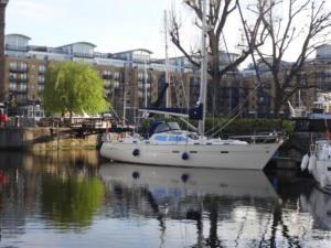 08-St. Katharines Dock at Tower Bridge