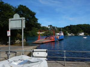 Bodinic ferry, Fowey
