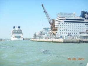 Controversial Cruise Ships