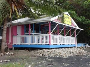 Hillsborough beach bar