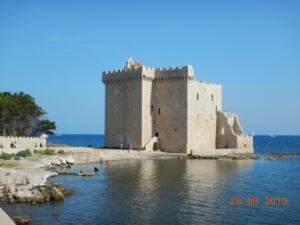 Honorat Castle