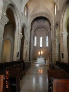 Spartan Monastery Church