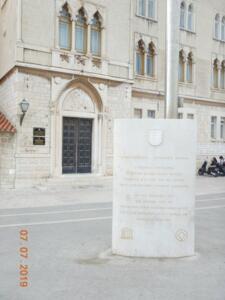 Trogir, World Heritage Site