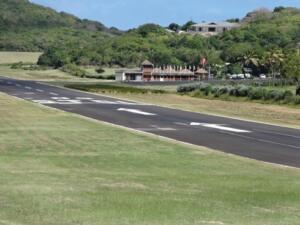 Mustique Airport