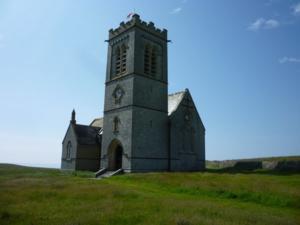 Lundy Church