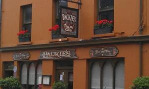 Packies Restaurant in Kenmare, Ireland
