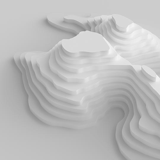 Strange 3D Map 2