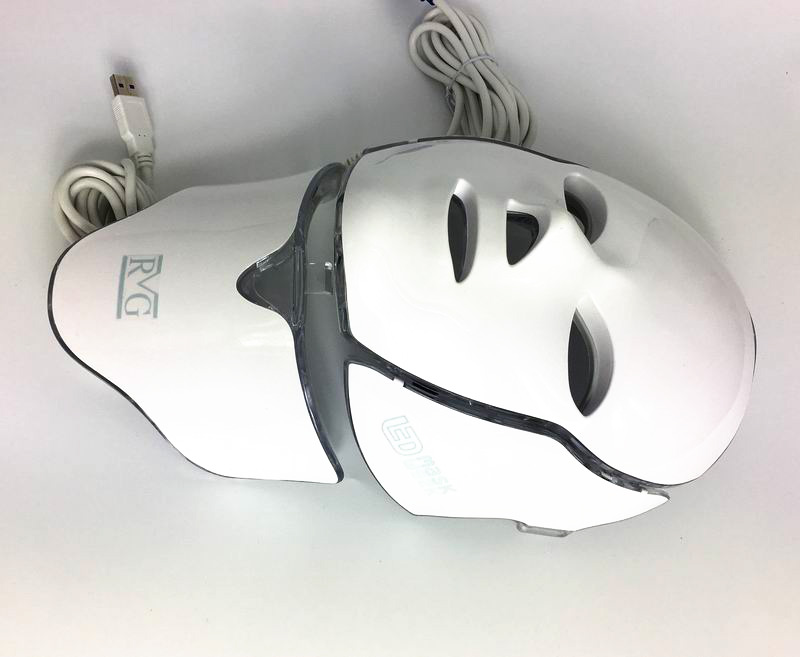 light therapy mask