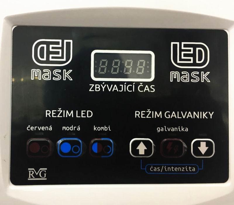 light up mask