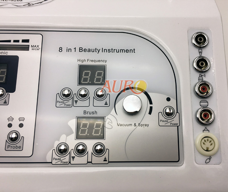 8 in 1 multifunctional beauty equipment