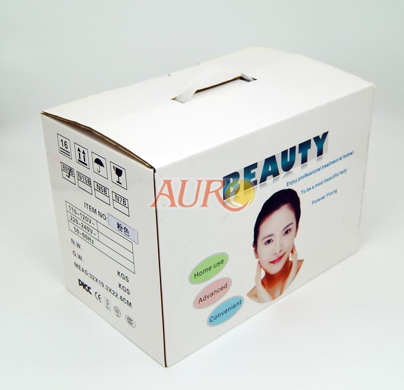 magnifier skin analyzer