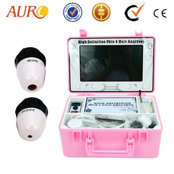 skin analyzer camera