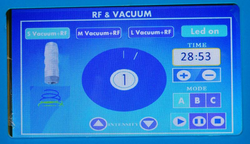 vacuum RF