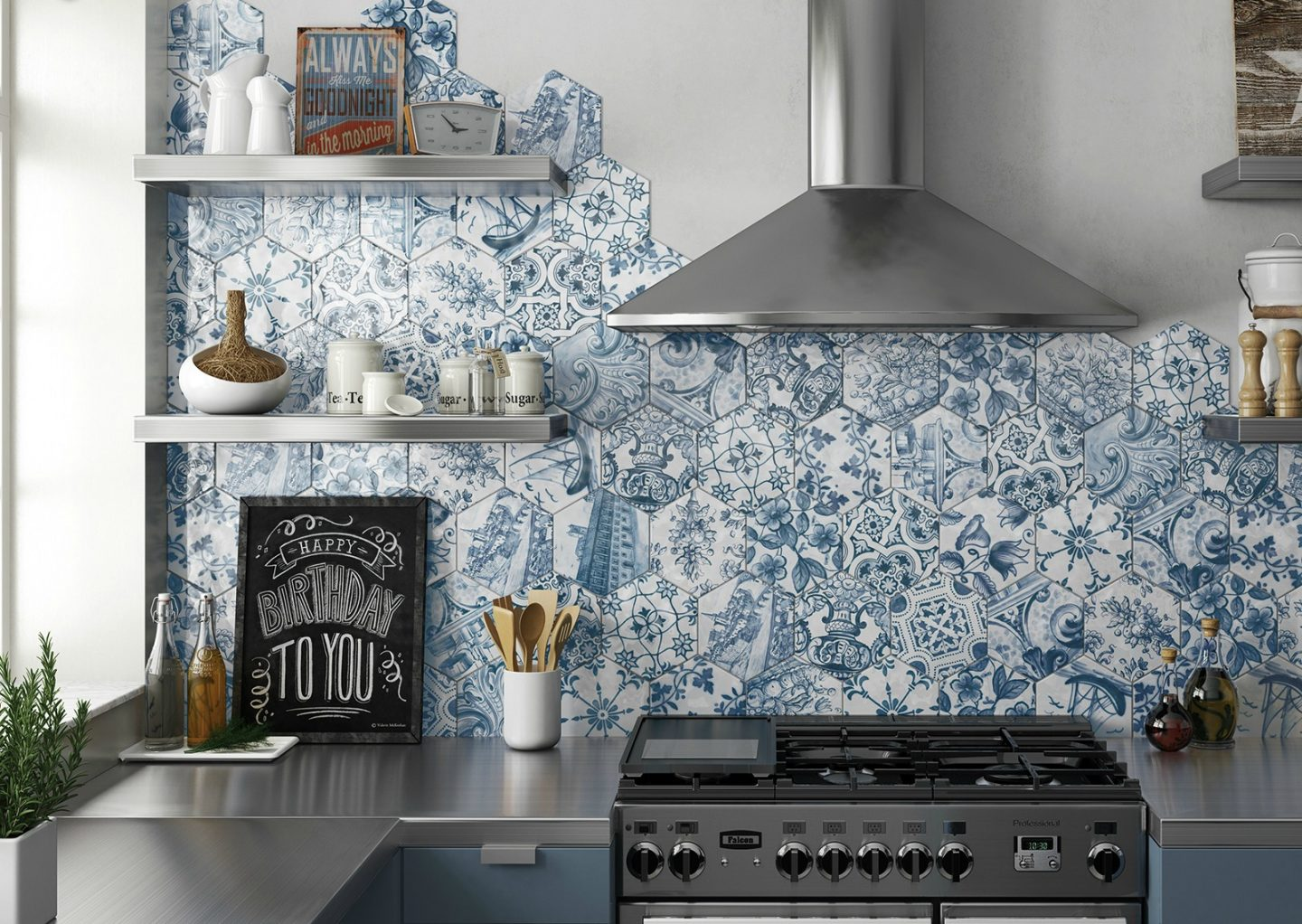 delftware dutch tiles interior design