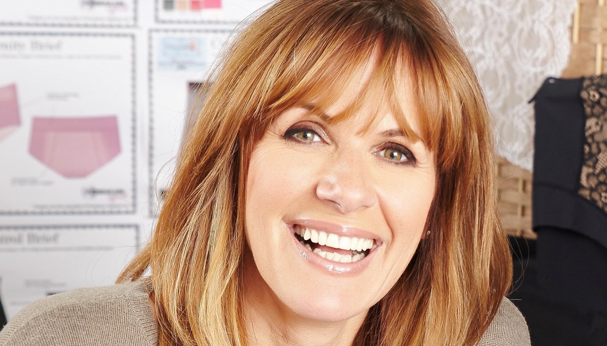 Interview: Carol Smillie launches new products for Women
