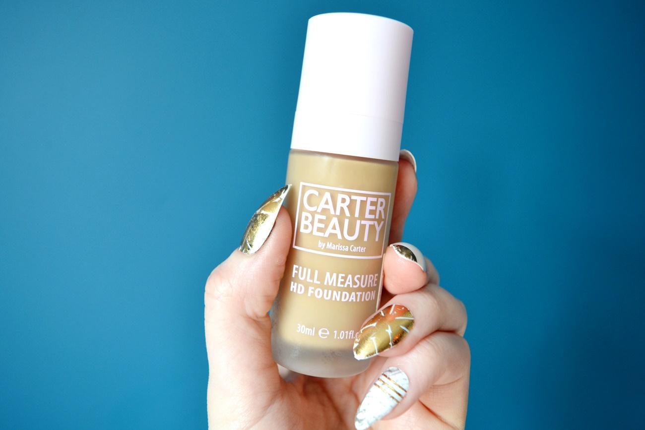 marissa carter beauty hd foundation