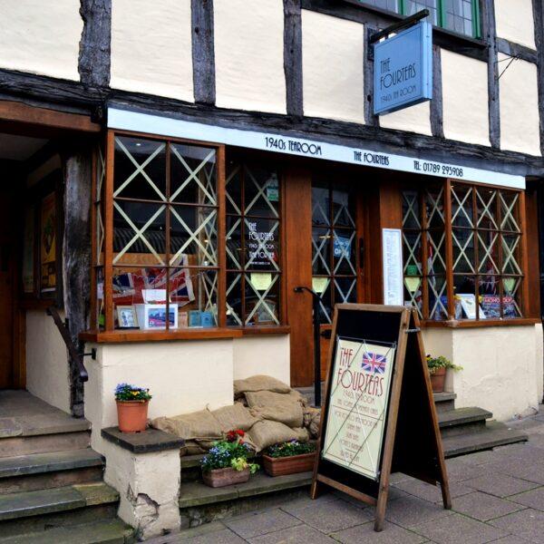 The Fourteas Cafe Stratford-upon-Avon Review
