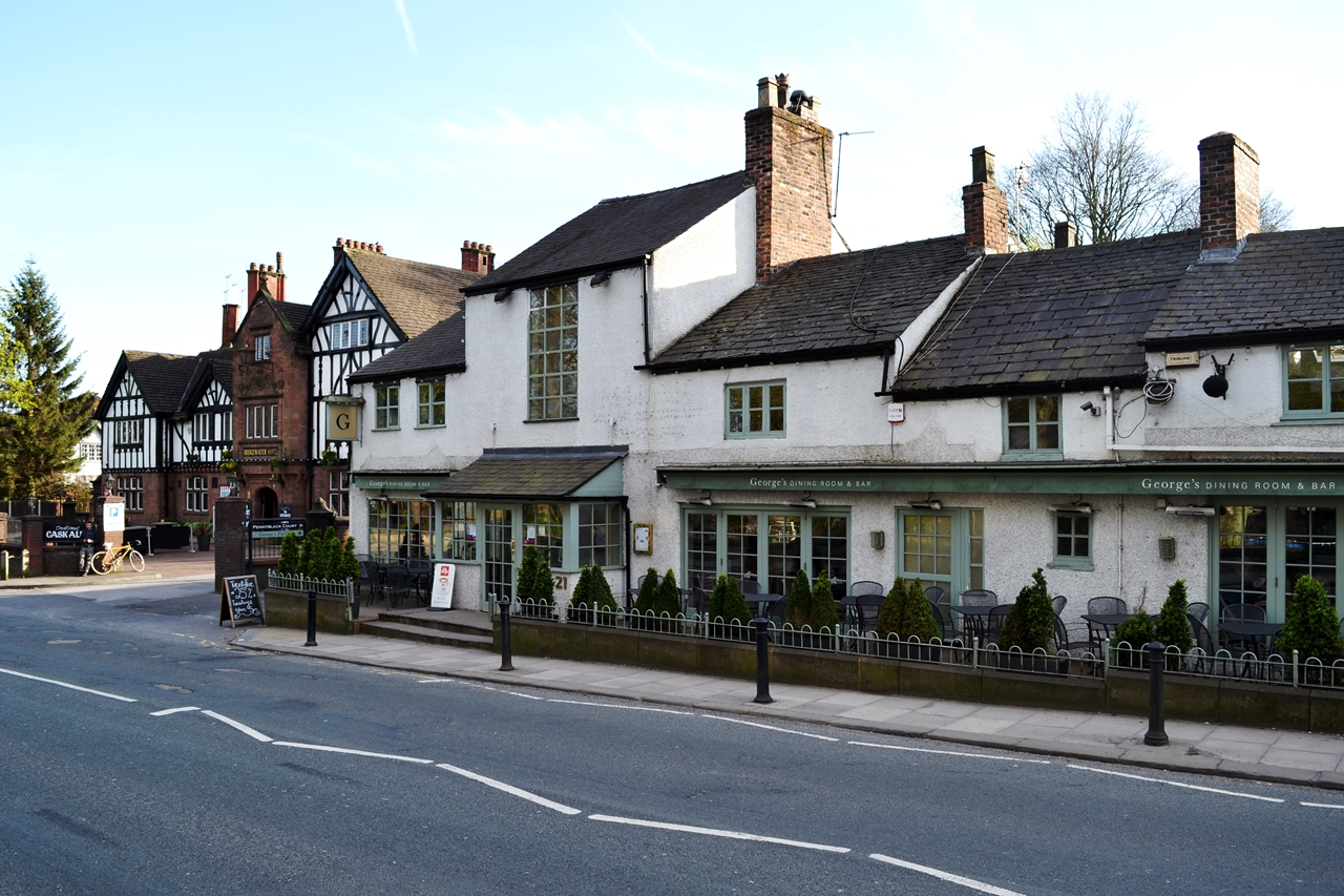 George's Worsley Restaurant Review