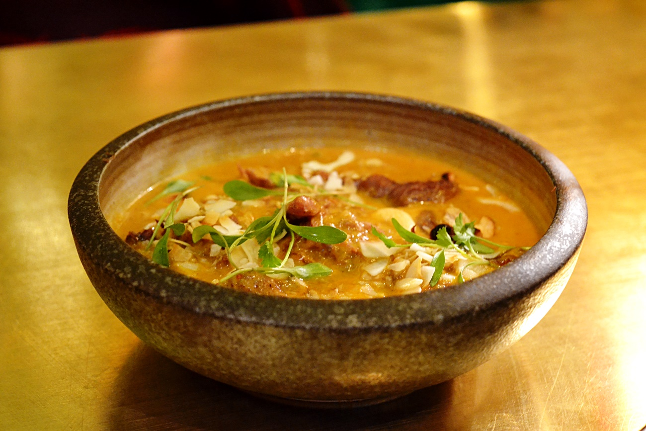 duck massaman curry