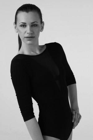 Model Moment: Maya Brzezinska