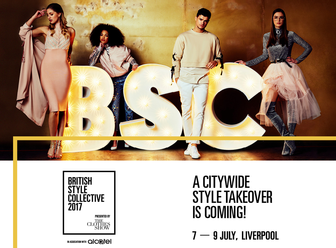 Win 2 Tickets to the British Style Collective