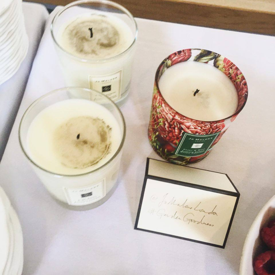 #GardenGoodness comes to Manchester Whitworth Gallery with Jo Malone peony moss candle