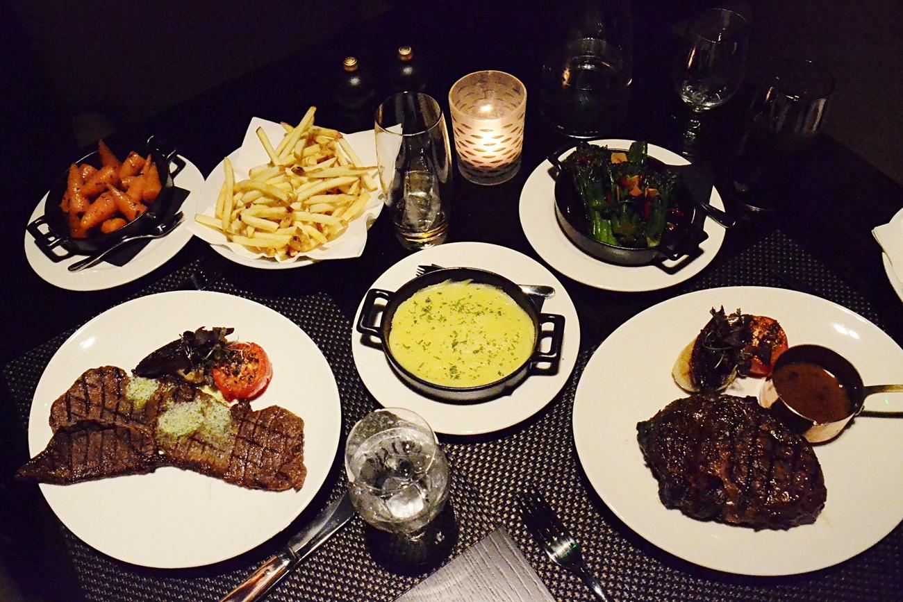 dakota grill food review