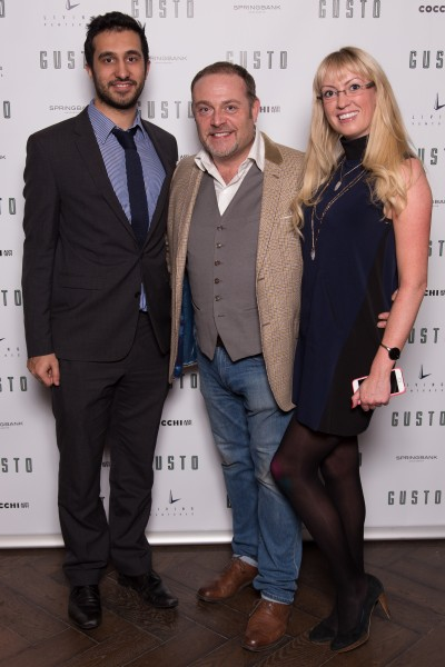 The Launch of Gusto Manchester