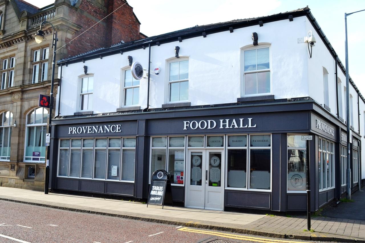provenance westhoughton foodhall bolton restaurant
