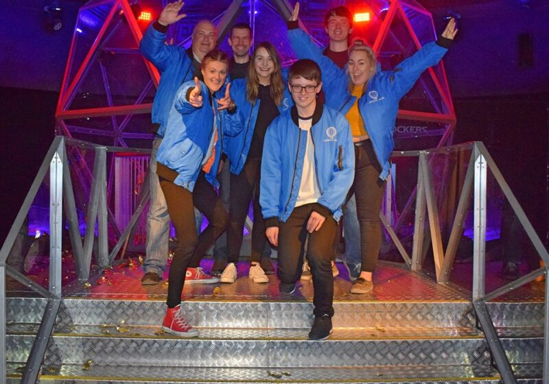 win tickets the crystal maze manchester live