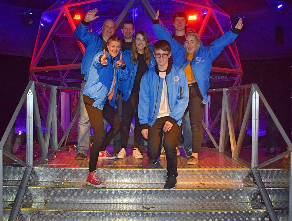 Win Tickets to Play the Crystal Maze Manchester