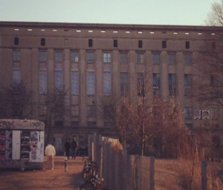 Berghain by Jessica Evans